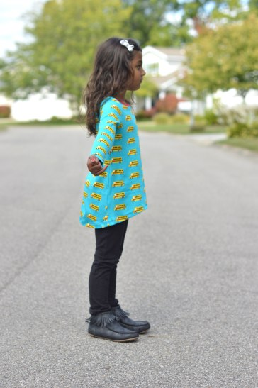 School Bus Sunshine Tunic 6