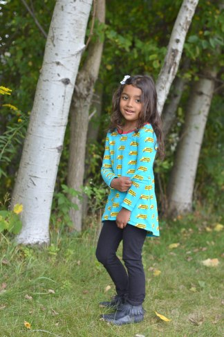 School bus sunshine tunic 7