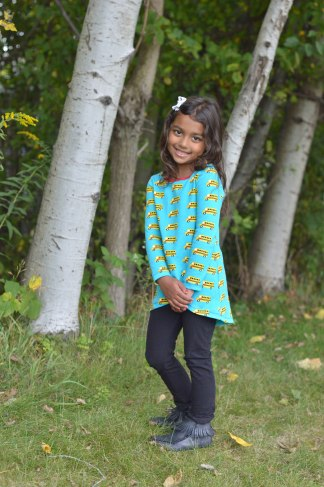 school bus sunshine tunic 8